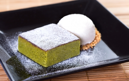 Brownie Matcha
